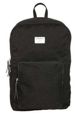 Sandqvist - KIM GROUND - Tagesrucksack - black