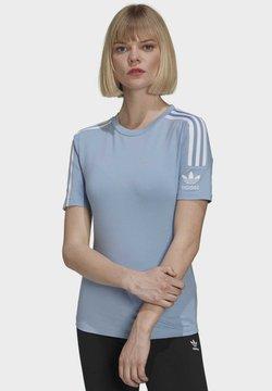 adidas Originals - T-Shirt print - blue