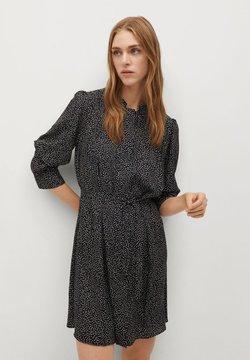 Mango - BONAIRE - Korte jurk - schwarz