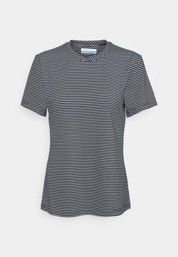 Columbia - FIRWOOD CAMP - T-Shirt print - black/white