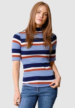 Laura Kent - T-Shirt print - marineblau