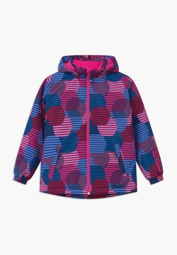 Color Kids - Snowboardjacke - beet red
