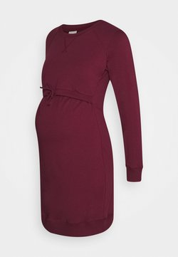 Boob - WARMER DRESS - Vestido ligero - burgundy
