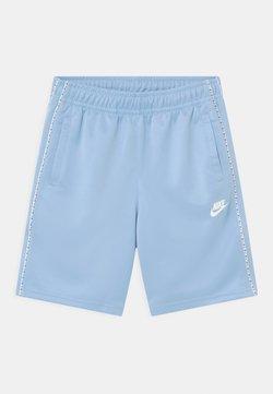 Nike Sportswear - REPEAT - Short - psychic blue/white