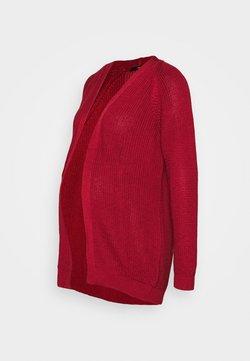 Supermom - CARDIGAN - Vest - tango red
