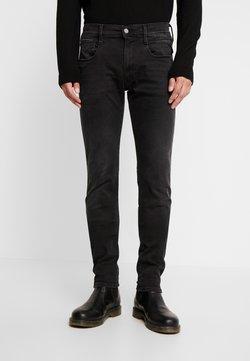Replay - ANBASS HYPERFLEX CLOUDS - Jeans slim fit - black