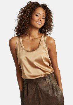 Reiss - REMEY - Top - gold