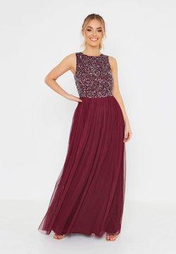 BEAUUT - Ballkleid - burgundy
