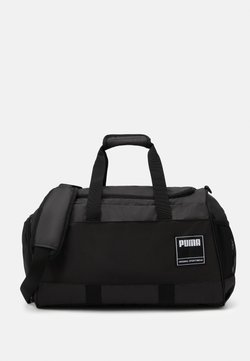 Puma - GYM DUFFLE - Sporttasche - black