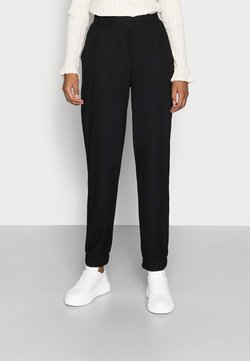ONLY Petite - ONLNELLA PANTS - Jogginghose - black