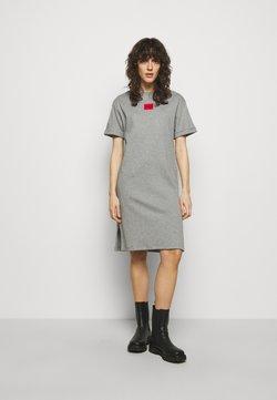 HUGO - NEYLETE REDLABEL - Vestido ligero - grey melange