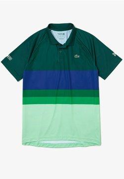Lacoste Sport - KORTE MOUW - Poloshirt - vert bleu