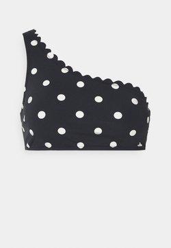 LASCANA - Bikini-Top - black/white