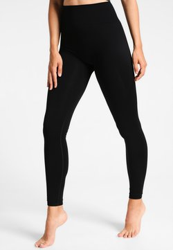 Filippa K - HIGH SEAMLESS LEGGING - Trikoot - black