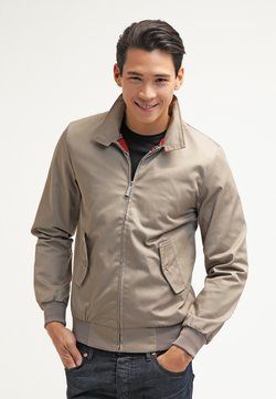 HARRINGTON - Bomberjacke - beige