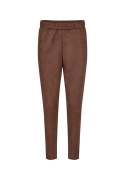 Soyaconcept - LEANE - Jogginghose - brown