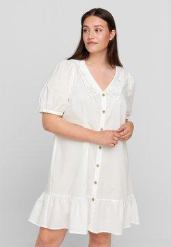 Zizzi - Sukienka koszulowa - bright white