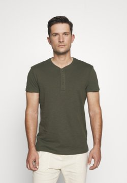 Pier One - Camiseta básica - olive