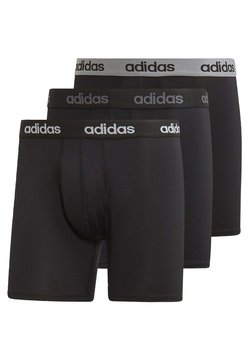 adidas Performance - CLIMACOOL BRIEFS 3 PAIRS - Bokserit - black