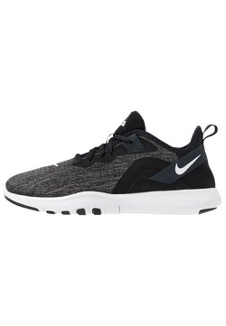 Nike Performance - FLEX TRAINER 9 - Trainings-/Fitnessschuh - black/white/anthracite