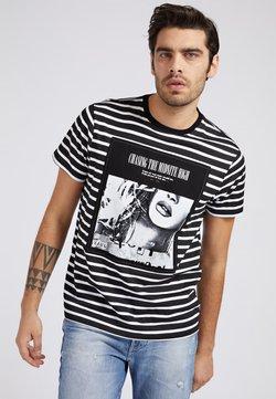 Guess - T-Shirt print - schwarz