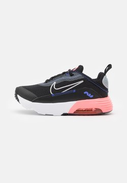 Nike Sportswear - AIR MAX 2090 - Sneakers - black/metallic silver/sunset pulse/sapphire