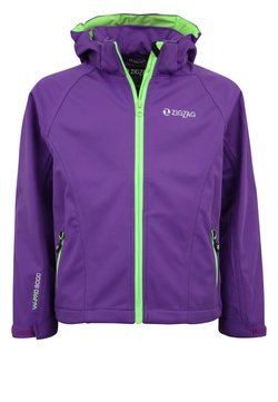 ZIGZAG - GRAND LAKE W-PRO  - Übergangsjacke - purple