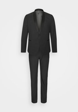 Isaac Dewhirst - SHWAL TUX PLUS - Completo - black