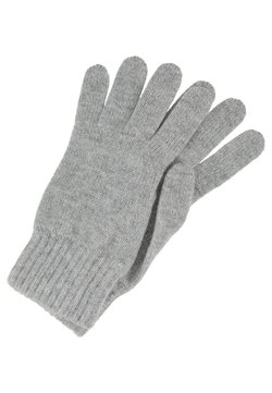 Johnstons of Elgin - GLOVES UNISEX - Fingerhandschuh - silver