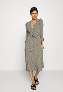 Esprit - WRAP DRESS - Jersey dress - navy