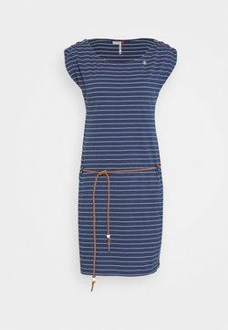 Ragwear - CHEGO - Jerseykleid - denim blue