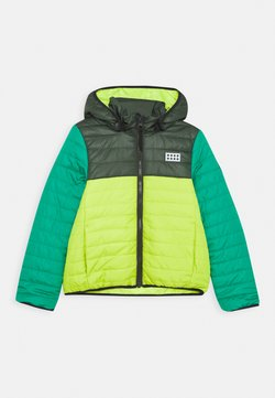 LEGO Wear - JOSHUA JACKET UNISEX - Winterjas - light green