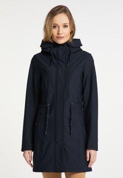 DreiMaster - Płaszcz zimowy - nachtblau
