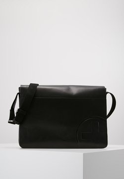 Strellson - JONES MESSENGER - Aktentasche - black
