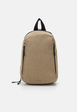 anello - ONE STRAP BAG SLOUCHY - Reppu - beige