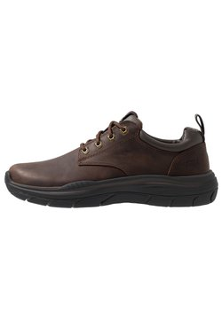 Skechers - EXPECTED - Sportlicher Schnürer - brown