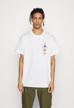 HUF - YEAR OF THE OX TEE - T-shirt print - white