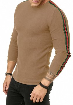 Red Bridge - COLUMBUS - Strickpullover - caramel