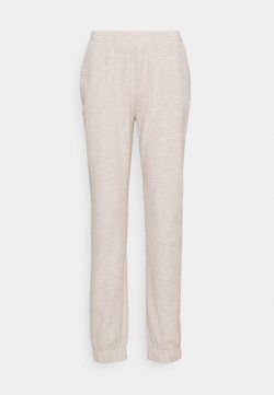 ONLY Tall - ONLNELLA PANTS - Jogginghose - pumice stone melange