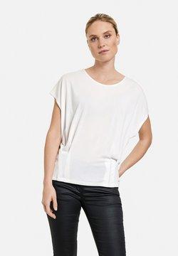 Taifun - MIT FALTEN DETAILS - T-shirt con stampa - offwhite