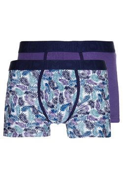 DIM - MIX FANCY 2PACK - Shorty - precious blue