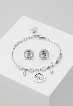 Guess - BOX SET - Boucles d'oreilles - silver-coloured