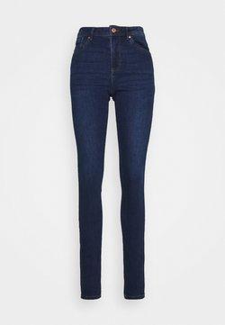 Vero Moda Tall - VMTANYA PIPING - Jegging - dark blue denim