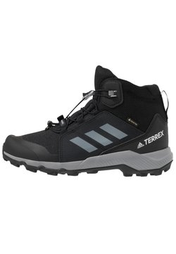 adidas Performance - TERREX MID GORE-TEX - Hikingschuh - core black/grey three