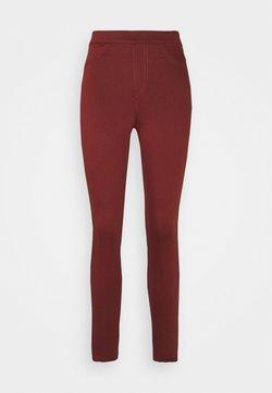 Marks & Spencer London - Jegging - metallic red