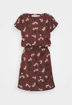Vero Moda - VMSASHA BALI SHORT DRESS NOOS - Vestito estivo - sable/nellie