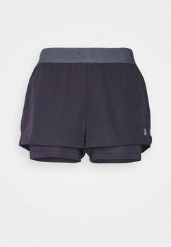 K-SWISS - HYPERCOURT SHORT - Pantaloncini sportivi - graystone