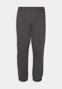 Only & Sons - ONSCAM  - Trousers - grey pinstripe