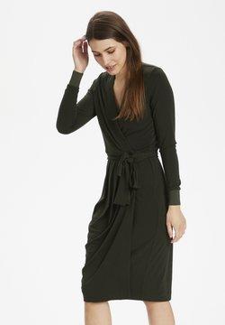 InWear - DRESS - Vestido ligero - olive leaf