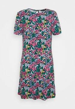 Marks & Spencer London - FLORAL SWING DRESS - Freizeitkleid - multicoloured